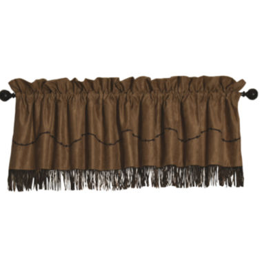 jcpenney.com | HiEnd Accents Barbwire Tan Valance