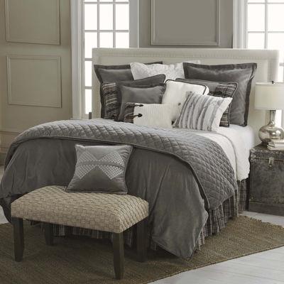 HiEnd Accents Whistler Comforter Set