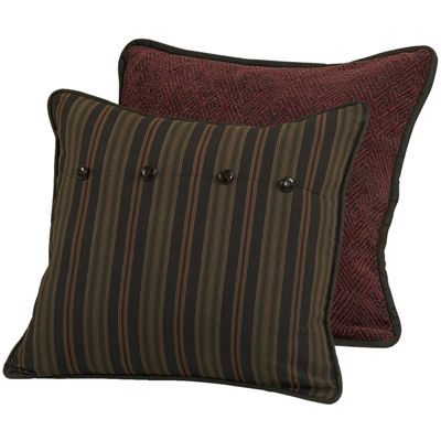 HiEnd Accents Wilderness Ridge Euro Sham