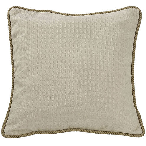 HiEnd Accents South Haven Knitted Euro Sham