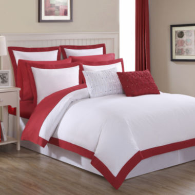 jcpenney.com | Fiesta Cotton Duvet Cover Set