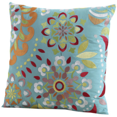 jcpenney.com | Fiesta Zoe Square Decorative Pillow