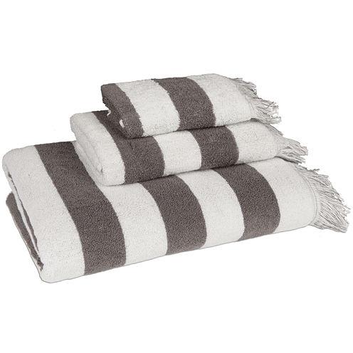 Brooklyn Fringe 3-pc. Towel Set