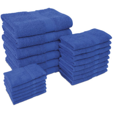 jcpenney.com | Jumbo 20-pc. Bath Towel Set