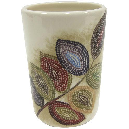 Croscill Classics® Mosaic Leaves Tumbler