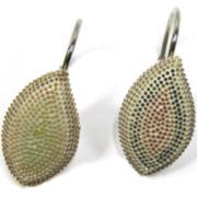 Croscill Classics® Mosaic Leaves Shower Hooks