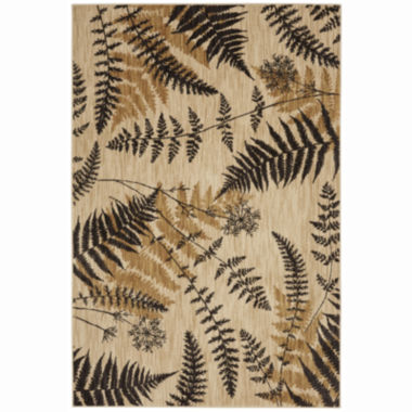 jcpenney.com | Bob Timberlake® Blue Ridge Ferns Rectangular Rug