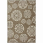 Bob Timberlake® Reflections Dragonfly Medallion Rectangular Rug