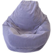 Corduroy Tear Drop Beanbag Chairs