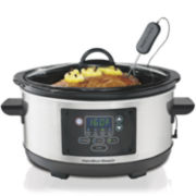 Hamilton Beach® Stay or Go 5-qt. Programmable Slow Cooker