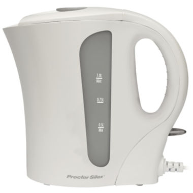 jcpenney.com | Proctor Silex 1-Liter Electric Kettle