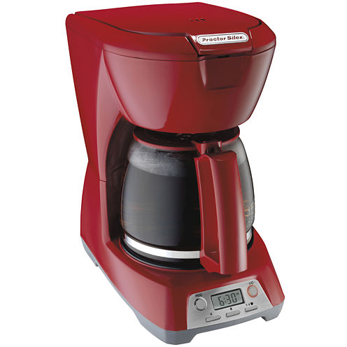 Proctor Silex 12-Cup Programmable Coffee Maker