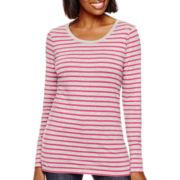 a.n.a® Essential Long-Sleeve T-Shirt