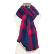 Chevron Oblong Scarf