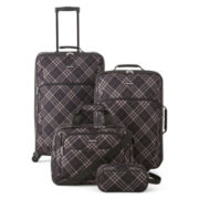 Protocol® Goodwin 4-pc. Luggage Set