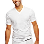 Jockey® 3-pk. Slim V-Neck T-Shirts