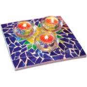 Glass Mosaics Trivet Kit