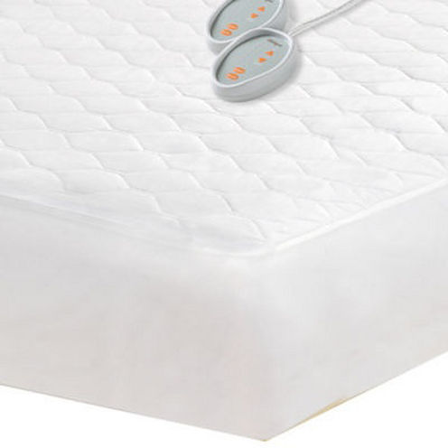 Beautyrest™ Cotton Blend Heated Mattress Pad