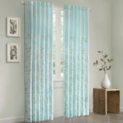 Tunisia Rod-Pocket/Back-Tab Curtain Panel