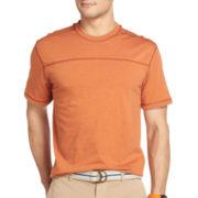 G.H. Bass® Short Sleeve Crew Tee