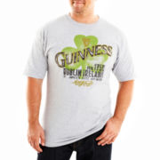 Guinness Graphic Tee-Big & Tall