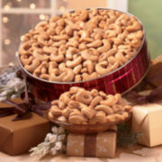 The Swiss Colony® Jumbo Cashew Nuts