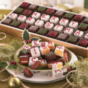 The Swiss Colony® Merry Christmas Petite Fours