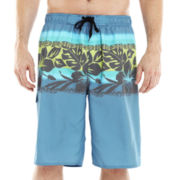 Burnside® Pau Hana Swim Trunks