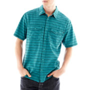 Vans® Lace-Up Woven Shirt