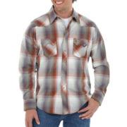 Wrangler® Western Shirt
