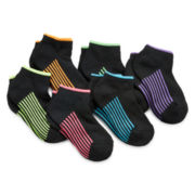 Maidenform 6-pk. Low-Cut Socks - Girls