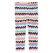 Okie Dokie® Knit Leggings – Girls newborn-24m