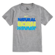 Nike® Short-Sleeve Graphic Knit Tee – Boys 8-20