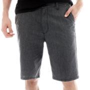 Vans® Sanford Flat-Front Shorts
