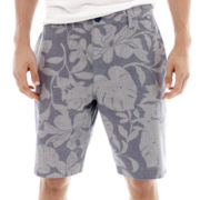 Vans® Mai Tide Flat-Front Shorts