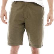 Vans® Denvor Flat-Front Shorts