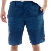Vans® Rowler Vanphibian Flat-Front Shorts