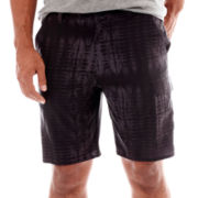 Vans® Scripted Vanphibian Flat-Front Shorts