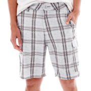 Vans® Henricks Vanphibian Flat-Front Shorts