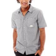 Vans® Horden Woven Button-Front Shirt
