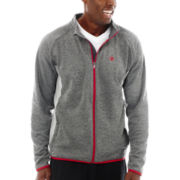 Champion® Powertrain Tech Fleece Full-Zip Jacket