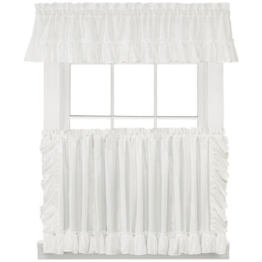 jcpenney.com | Sarah Cape Cod Kitchen Curtains
