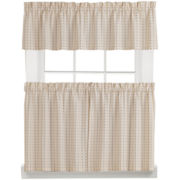 Hopscotch Kitchen Curtains