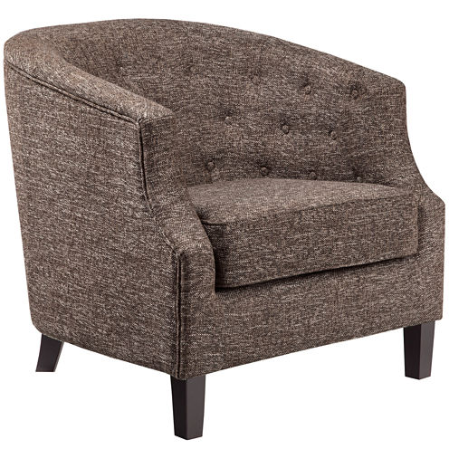 Madison Park Dahlia Accent Chair