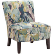 Claire Upholstered Accent Chair