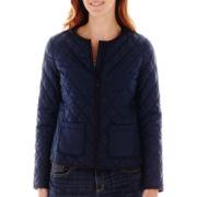 Liz Claiborne® Quilted Jacket
