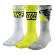 Nike® 3-pk. Dri-FIT® Fly Rise Crew Socks