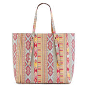 T-Shirt and Jeans™ Easy Street 2.0 Reversible Tote
