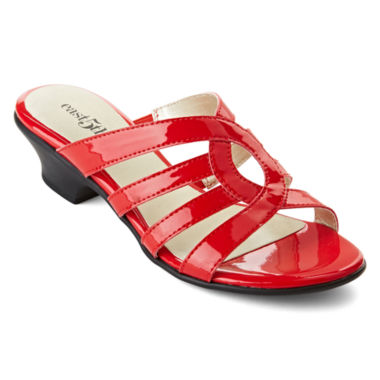 jcpenney.com | east 5th® Eloise Strappy Heeled Sandals
