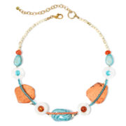 Aris by Treska Single Row Necklace